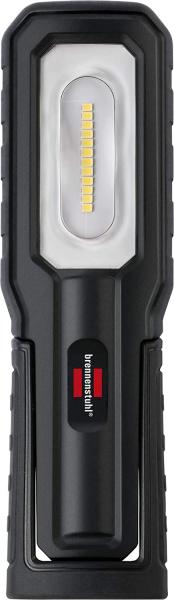 Lanterna de Lucru LED Brennenstuhl HL 700 A Multifunctionala, 700 Lumeni, Reincarcabila, Sistem de agatare, Magneti puternici, functionare 10 ore, IP54 [1]