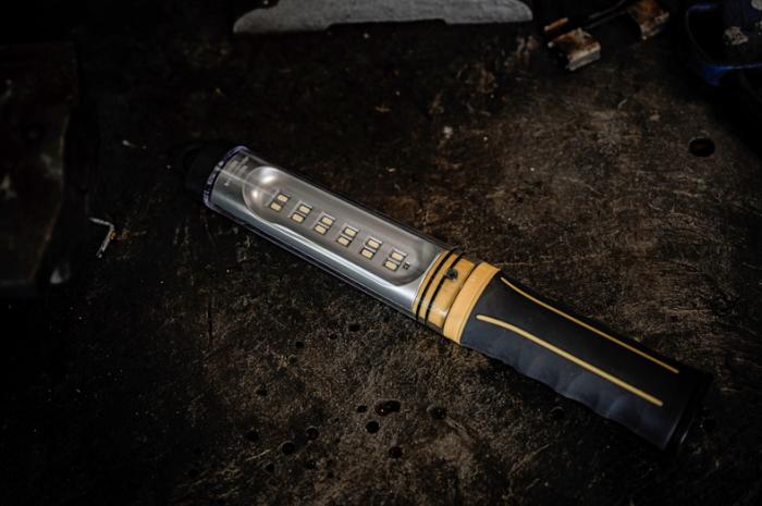 Lanterna de Lucru LED Brennenstuhl WL 500 A,520 Lumeni, SMD-LED, IP54, Reincarcabila, Lanterna de inspectie 4