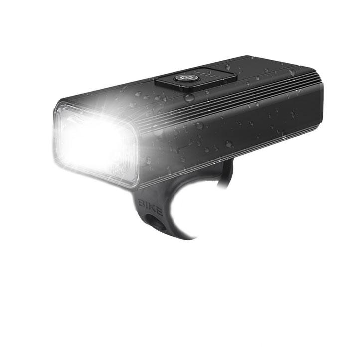 Lanterna LED pentru bicicleta Supfire GT-R3, 1400lumeni, 130m, acumulator 2400 mAh, USB [0]