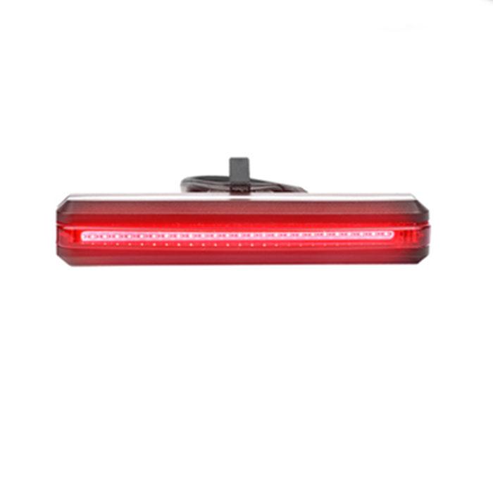 Stop LED pentru bicicleta Supfire BL07, reincarcabil USB, 6 moduri luminare [0]