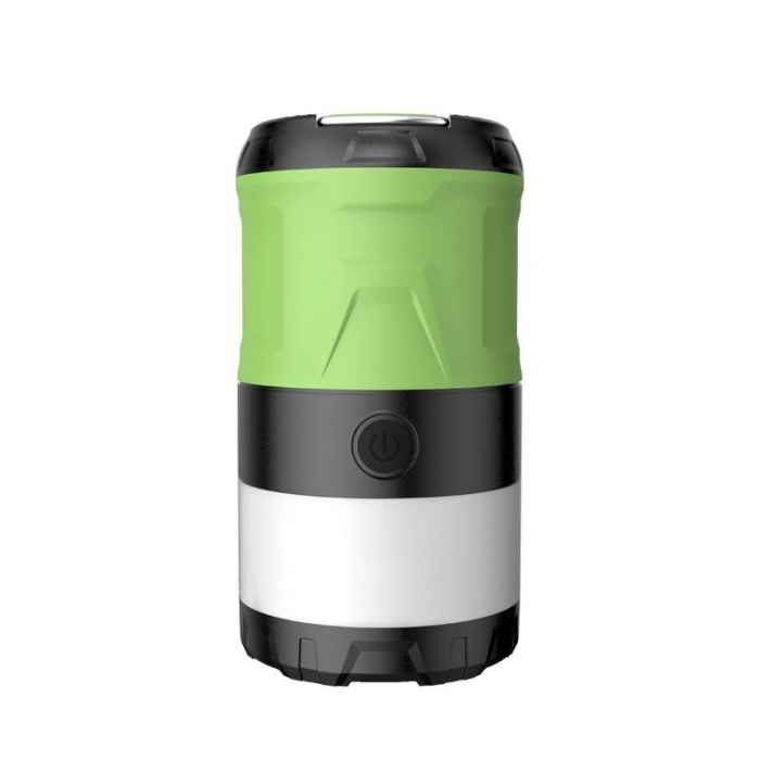 Lanterna LED SupFire T15, Pentru Camping, 500 lm, anti insecte,  incarcare USB, PowerBank , 5 moduri [1]