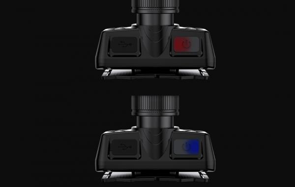 Lanterna LED pentru cap Supfire HL50, USB, 300lm, 200m, incarcare USB 5