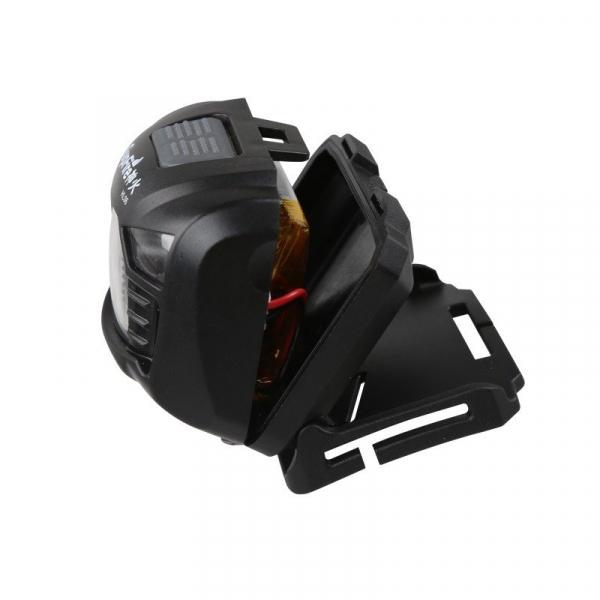 Lanterna pentru cap Supfire HL06, USB, 240lm, 300m [4]