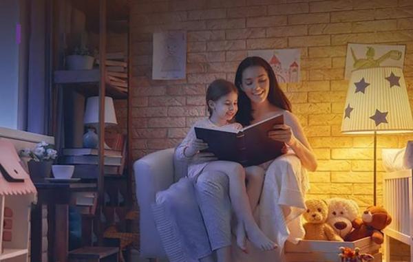 Bec Inteligent LED NiteBird WB4, 8W, 800lm, 2700K, E27 3
