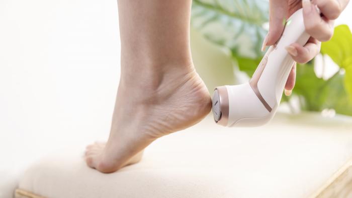 Pila electrica pentru calcaie Cecotec  Bamba SkinCare Pure, 3 discuri diferite [4]