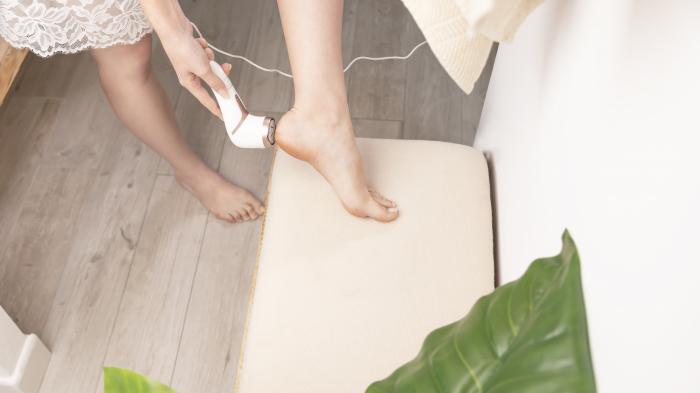 Pila electrica pentru calcaie Cecotec  Bamba SkinCare Pure, 3 discuri diferite [6]