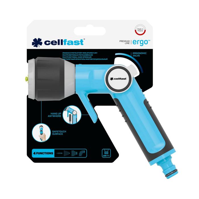 Pistol pentru stropit multifunctional Cellfast ERGO [2]