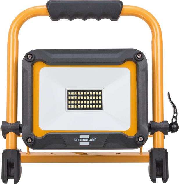 Proiector LED portabil Brennenstuhl JARO 3000M, 20W, 2930lm, 30W IP65, 3m H07RN-F 3G1,0 [1]