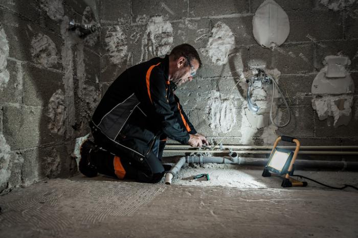 Proiector LED portabil Brennenstuhl JARO 3000M, 20W, 2930lm, 30W IP65, 3m H07RN-F 3G1,0 [5]