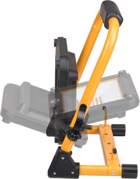 Proiector LED portabil Brennenstuhl JARO 3000M, 20W, 2930lm, 30W IP65, 3m H07RN-F 3G1,0 [4]