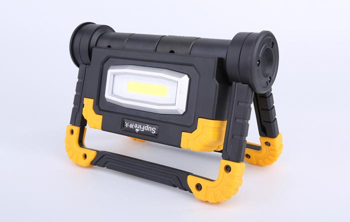 Proiector LED portabil SupFire G7, 20W, 2000lm, reincarcabil, COB, Acumulator 5000mAh [5]