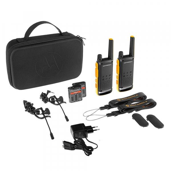 Statie radio PMR portabila Motorola TALKABOUT T82 Extreme set, 2 buc 3