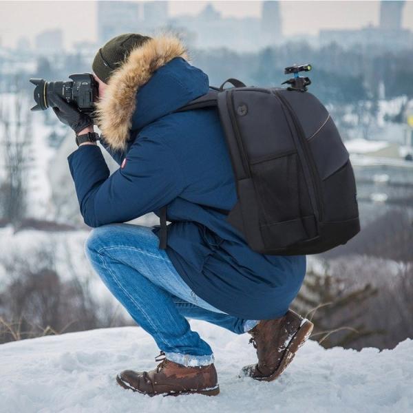 Rucsac camera foto si accesorii Puluz 6