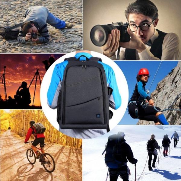 Rucsac camera foto si accesorii Puluz 4