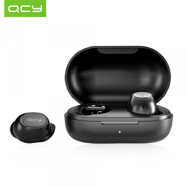 Casti audio In-Ear QCY T9S TW, Bluetooth 5.0,  TWS, True Wireless 1