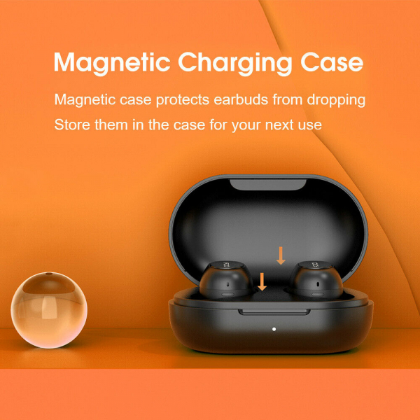 Casti audio In-Ear QCY T9S TW, Bluetooth 5.0,  TWS, True Wireless 8