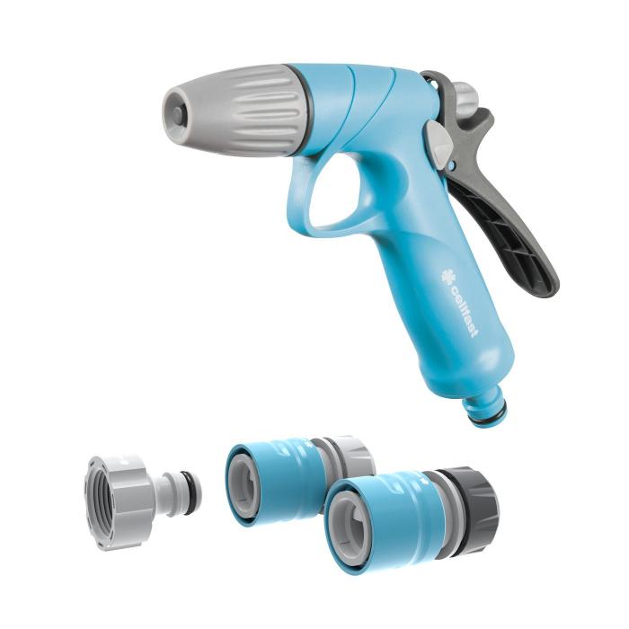 """Set pistol pentru stropit Cellfast IDEAL, conectori 1/2"""" - 5/8"""" 0"""