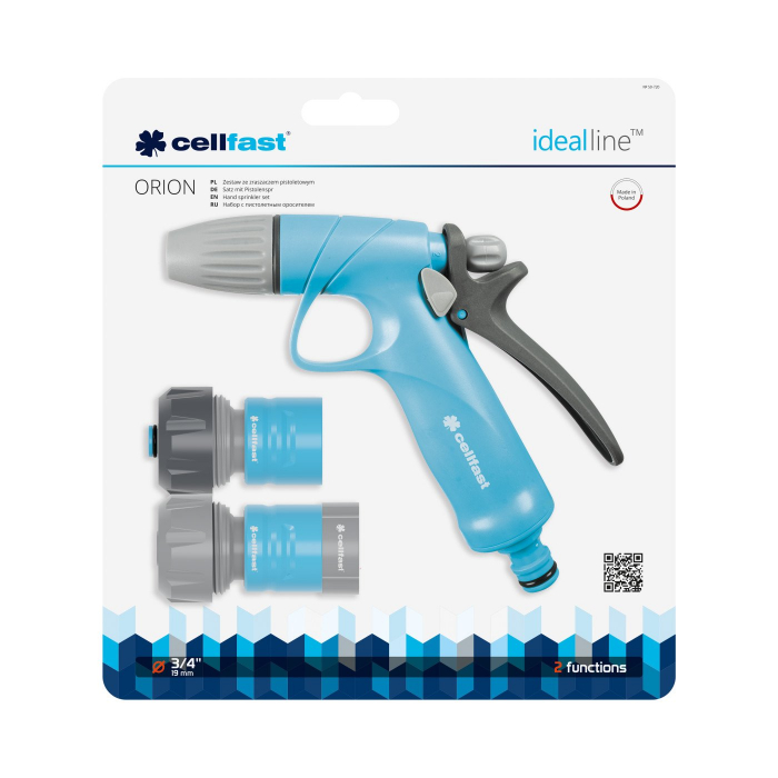 "Set pistol pentru stropit Cellfast ORION IDEAL 3/4"" [1]"