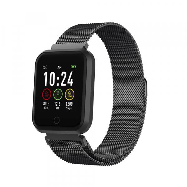 Smartwatch Forever ForeVigo SW-300 black 0
