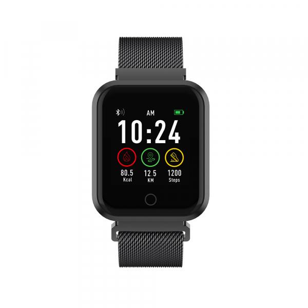 Smartwatch Forever ForeVigo SW-300 black 2