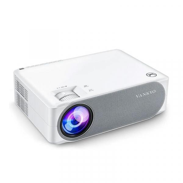 Videoproiector VANKYO Performance V630, 6000 Lumeni, Native 1080p, LED, HDMI, VGA, AV, USB, Geanta de transport, Telecomanda, Cablu HDMI [9]