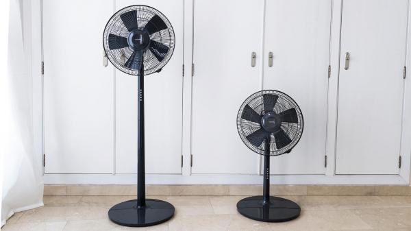 Ventilator Cecotec EnergySilence550 Smart cu telecomanda, Silentios, Temporizator [2]