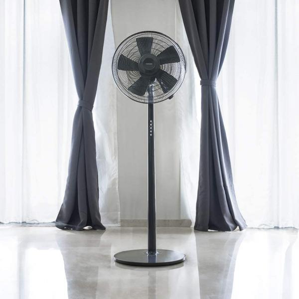 Ventilator Cecotec EnergySilence550 Smart cu telecomanda, Silentios, Temporizator [1]