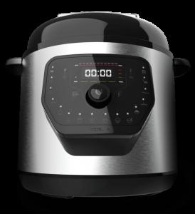 Multicooker cu gatire la presiune Cecotec GM H, 1000 W, 6 L, 19 de programe, Vas antiadeziv detasabil11