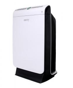 Purificator de aer Camry CR 7960, 45 Wati, Filtru HEPA, Filtru carbon,Functie ionizre ,Alb/Negru0