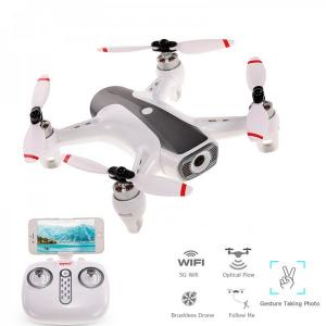 Drona Syma W1 Active Track, camera 1080p cu transmisie live pe telefon, motoare Brushless0