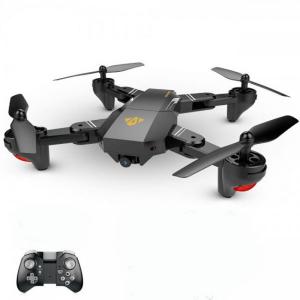Drona Visuo XS809HW Camera 2Mp cu transmisie pe telefon, altitudine automata, brate pliabile0