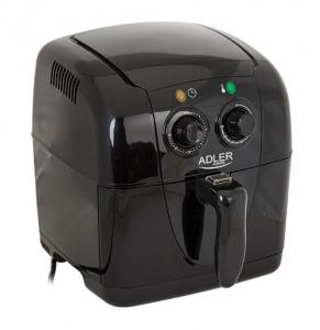 Friteuza Adler AD 6307 pentru prajit cartofi si delicatese, putere 1500W, capacitate 2L0