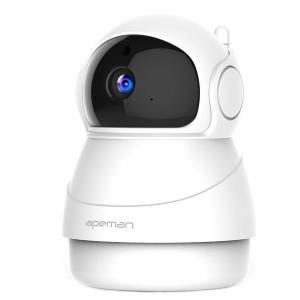 Camera supraveghere Wireless Apeman ID73, Full HD, Infrarosu, Alarma, Conectare Telefon0