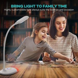 Lampa de birou LED TaoTronics TT-DL070 control Touch, Protectie ochi, 7W, Acumulator incorporat [4]