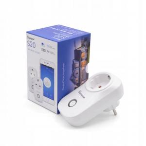 Priza Smart WiFi Sonoff S20, control Smartphone [4]