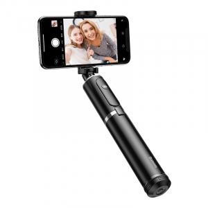 Selfie Stick Tripod Baseus 2 in 1 cu Telecomanda Bluetooth detasabila [3]