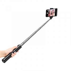Selfie Stick Tripod Baseus 2 in 1 cu Telecomanda Bluetooth detasabila [4]