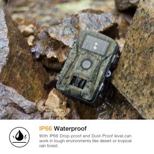 """Camera de vanatoare Apeman H45 senzor de miscare , 16 MP, full HD, 2.4"""" LCD , 940nm, night vision , 26 senzori infrarosu [7]"""