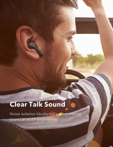 Casti audio In-Ear Taotronics TT-BH53 SoundLiberty , True Wireless, Bluetooth 5.0, TWS [3]