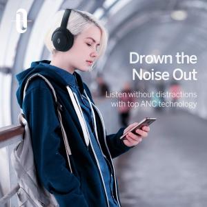 Casti audio TaoTronics TT-BH022, Noise canceling, functionare 45 ore, True Wireless, Sunet de Inalta calitate1