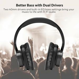 Casti audio TaoTronics TT-BH021, Noise canceling, True Wireless - Resigilat3