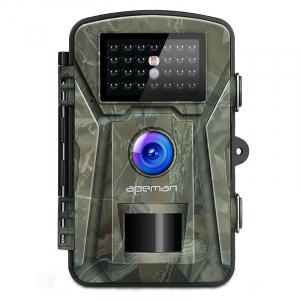 """Camera de vanatoare Apeman H45 senzor de miscare , 16 MP, full HD, 2.4"""" LCD , 940nm, night vision , 26 senzori infrarosu [0]"""