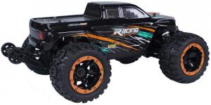 Masina cu Telecomanda Linxtech 16889A Monster Truck 46km/h, Motor Brushless, Off-Road Racing Tractiune 4X4, Scara 1:165