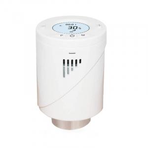 Kit Cap termostatic calorifer Meross MTS100H cu Hub, Smart, Alexa, Google Home, control smartphone10