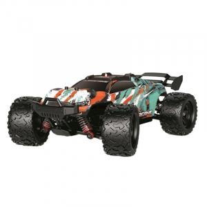 Masina cu Telecomanda Monster Truck 36 Km/h Linxtech HS18322 Off-Road Racing Tractiune 4X4, scara 1:18 Verde [4]