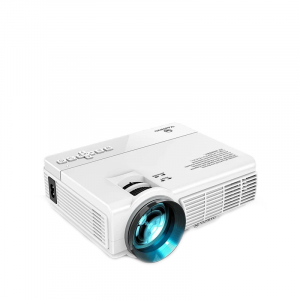 Mini Videoproiector Vankyo  Leisure 3, 3600 Lumeni, LED, HDMI, SD, AV, VGA, USB, Geanta de transport, Telecomanda, Cablu HDMI [8]