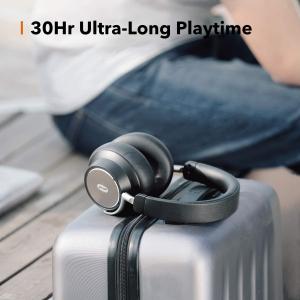 Casti audio TaoTronics TT-BH046, Hybrid Noise canceling, Bluetooth 5.0, True Wireless, cVc 6.0, Bas puternic si clar - Resigilat3