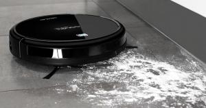 Robot aspirator 4 in 1 Cecotec Conga 990, 1400Pa, Autonomie 160 minute [2]
