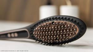 Perie pentru indreptat parul Cecotec Bamba InstantCare 900, ceramica, 220 grade1