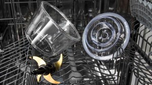 Tocator Cecotec TitanGlass 1000, 400W, 1 l, Vas sticla, Viteza reglabila [8]